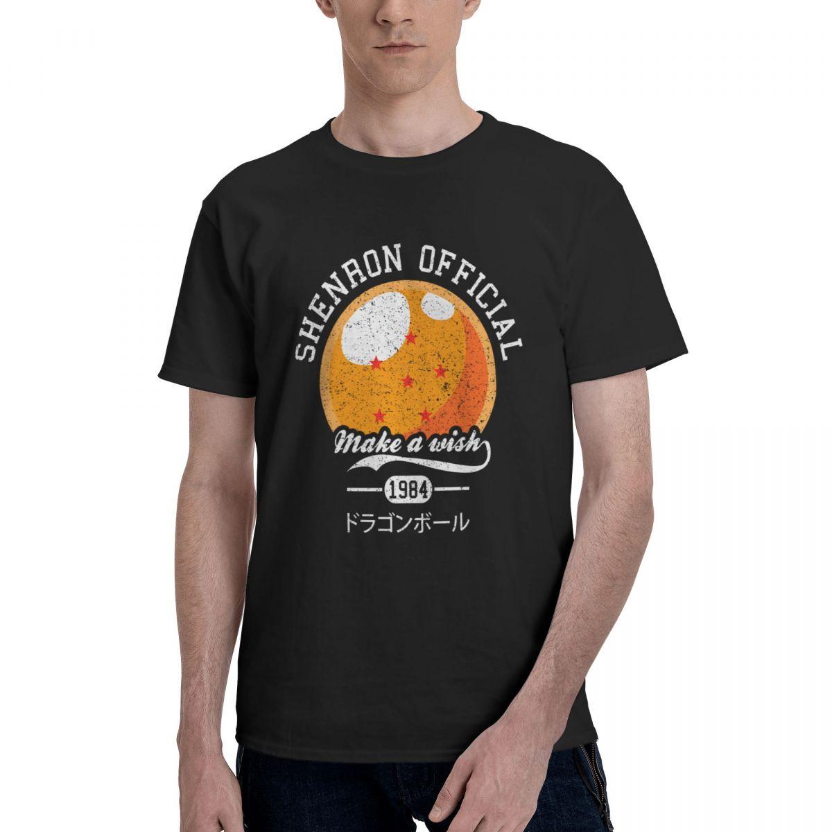 بانداي لعبة دراغون بول سايان تي شيرت الرجال 100% القطن الجدة تي شيرت س الرقبة أنيمي Dbz المحملة قميص قصير الأكمام الملابس 6XL