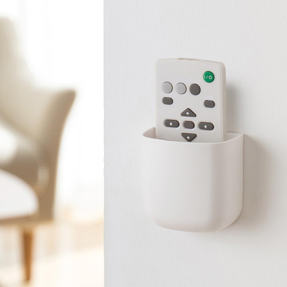 Настенный держатель для телефона, зарядное устройство, пульт дистанционного управления, кондиционер, чехол для хранения, ящик для хранения,...