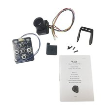 Hawkeye forteresse 960H AIO NTSC/PAL FPV Micro caméra/émetteur Mini caméra avec lentille 2.1mm pour les pièces de quadrirotor de Drone de course RC