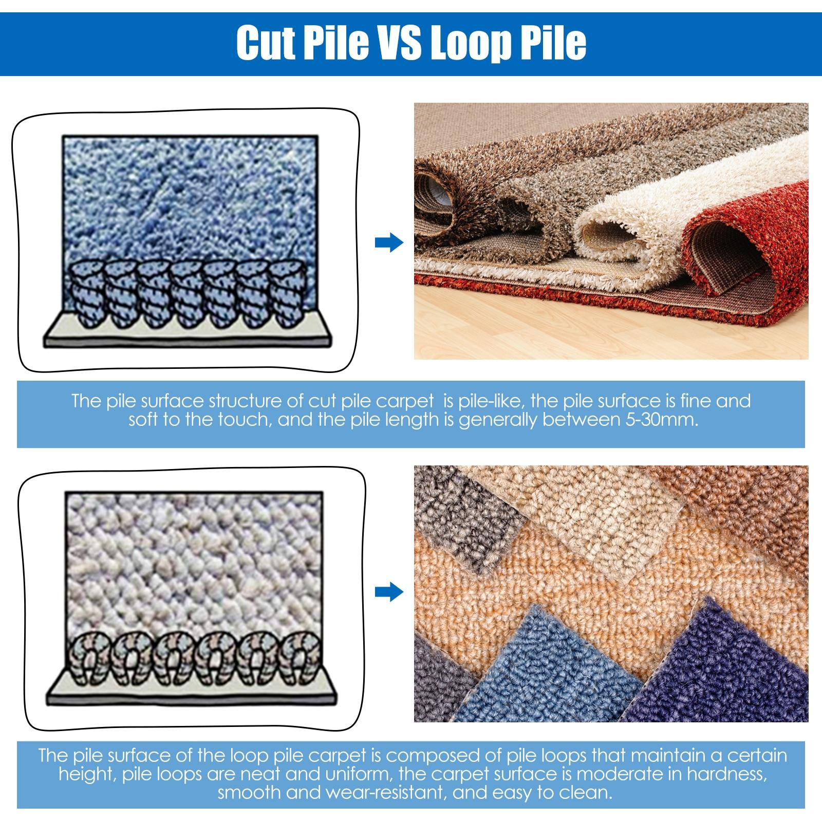 Electric Carpet Tufting Gun Carpet Weaving Machine Industrial Embroidery Machine Cut Pile Loop Pile Knitting Machine enlarge