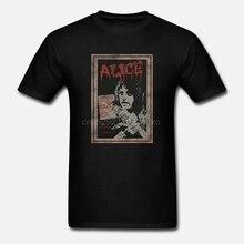 Rock Off t-Shirt métal homme Alice Cooper-affiche Vintage acti11mb