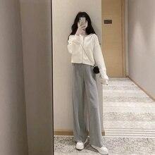 Women's Pants Sets Oversized  Women's Clothes 2021 New High Sense European Goods Fashion Goddess Two