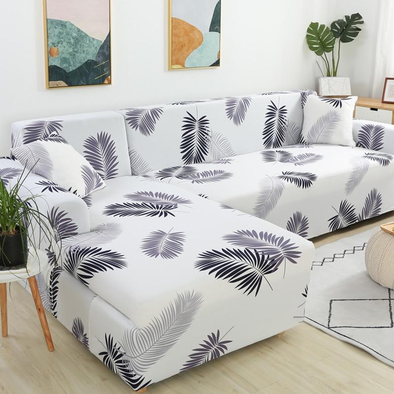 Funda de sofá longue en forma de L, conjunto de sofá 1/2 piezas para sala de estar, juego de sofá para mascotas, funda de sofá longue en forma de L para esquina