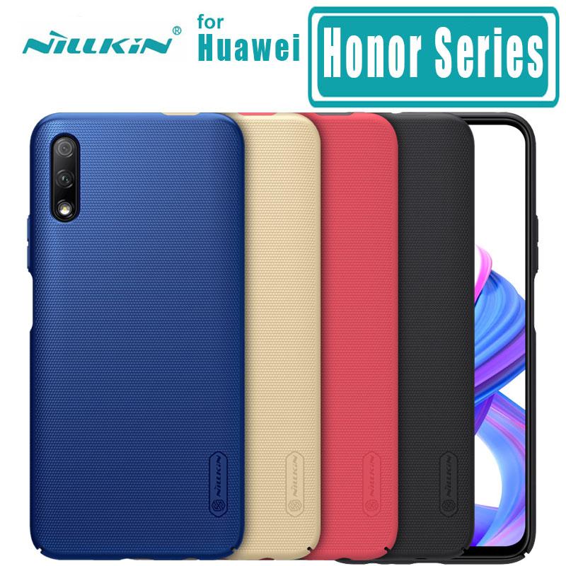 Nillkin para Huawei Honor 9X 9X Pro caso Super mate escudo de la contraportada de la PC para el Honor 20 20 Pro 10 9 9 lite 8X Max 7X 7C 6A caso