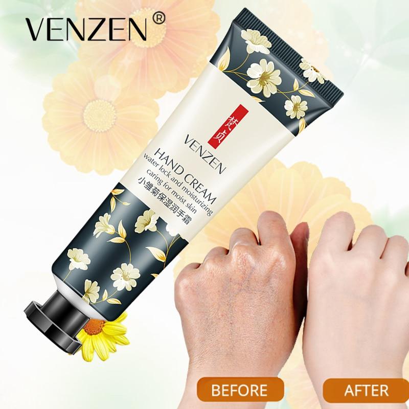 AliExpress - VENZEN Plant Extracts Moisturizing Hand Cream Soft Hand Whitening Repair Anti-Cracking High-Grade Nourishing Hand Care