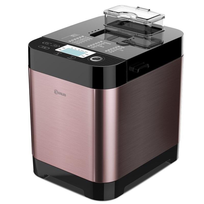 Donlim/DF DL-T06S-K máquina de pan casa totalmente automática amasadora masa multifunción rociador de Yogurt