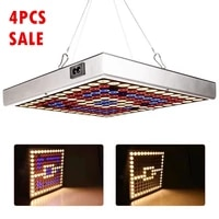 4pcslot 25w 45w led grow light full spectrum for flowering plant and hydroponics system indoor grow tent greenhouse lamp