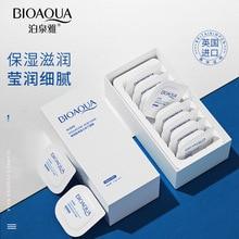 Independent Packaging Algae Facial  sheet Mask Release Moisture Shrink Pore Oil Control Nourish Skin