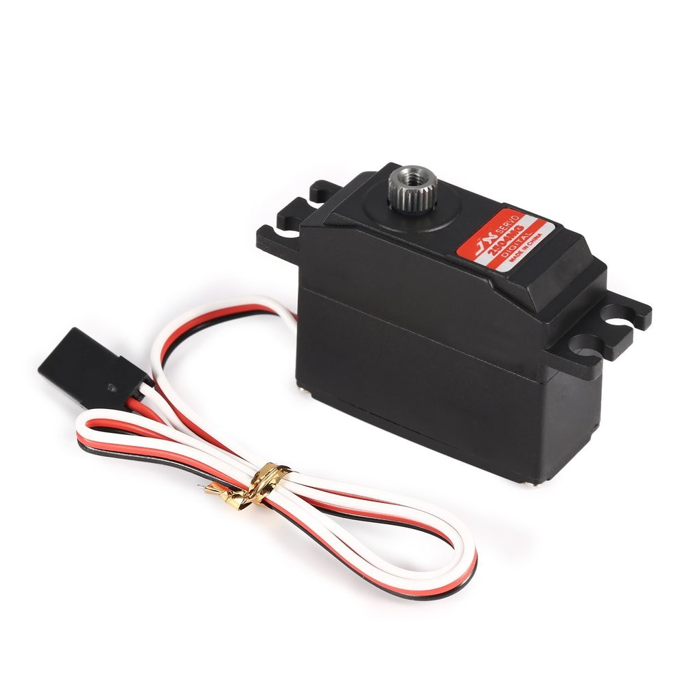 JX PDI-2504MG 4.8V-6V 4KG Metal Gear Digital Core Servo for RC 450 500 Helicopter Fixed-wing Airplane Parts enlarge