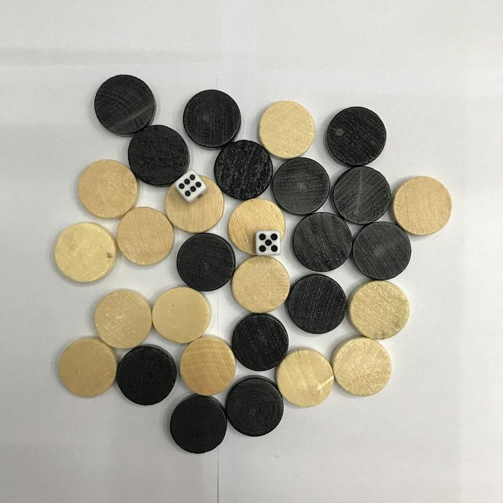 Натуральные Деревянные шахматные шашки и нарды, шахматы для детей, настольные игры, Обучающие кемпинга, забавные настольные игры, игрушки