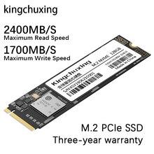M2 SSD M.2 NVME PCIe x 4 Interface 1 to 1T 512GB 256GB 128GB disque SSD interne disque dur HDD ordinateur portable Kingchuxing