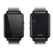 Reloj rastreador GPS de RF-V36 para niños Elederly GPS LBS WiFi Seguimiento de ritmo cardíaco y presión arterial y recordatorio de Seedntariness conversación bidireccional