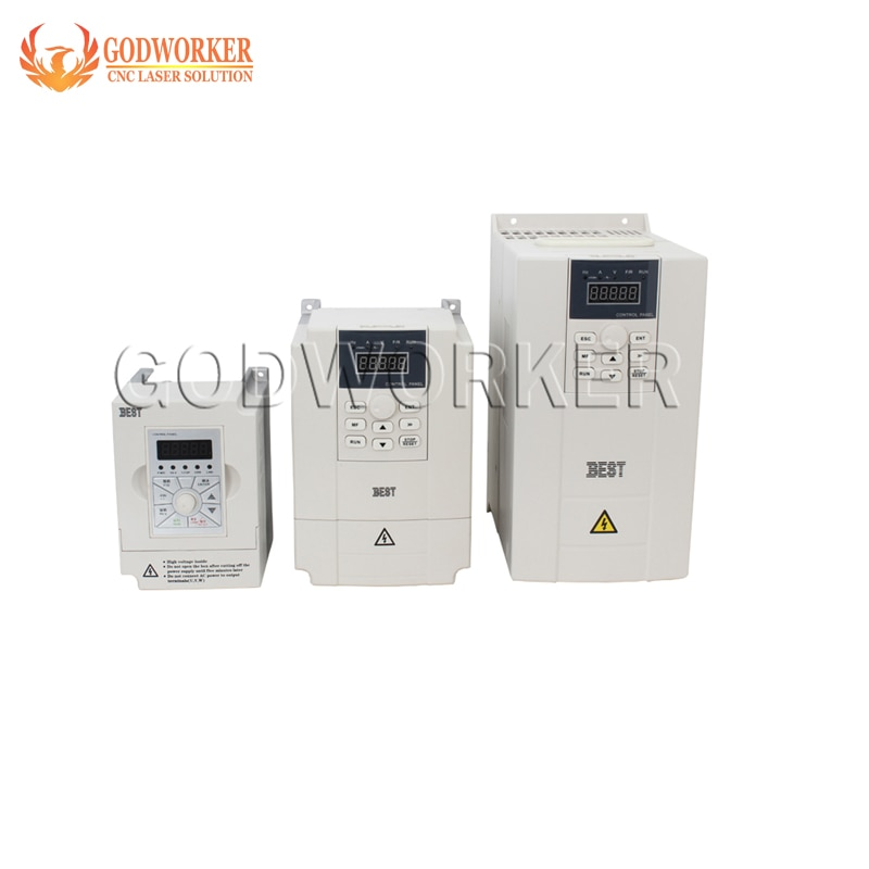 4.0kw 5.5kw 7.5kw BEST inverter for wood cnc router machine and cnc milling machine