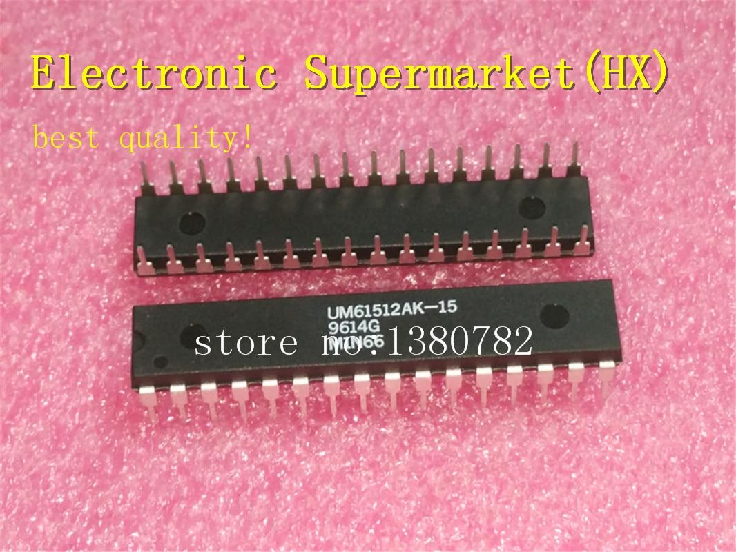¡Envío gratis 10 unids/lote UM61512AK-15 UM61512AK UM61512 DIP-32 IC en stock!