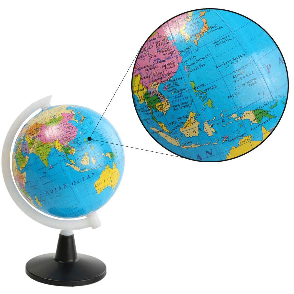 Идеальный офис миниатюры подарок Глобус мира Атлас карта с поворотной