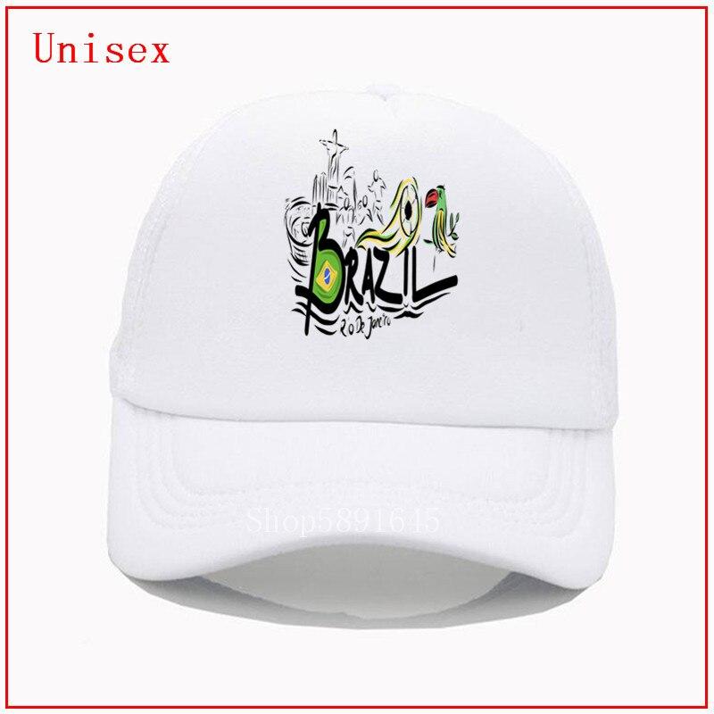 Sombreros de Brasil para mujeres, sombreros y gorras de camionero, sombreros para hombres y mujeres, gorras entrecruzado, ponytailh, última popularidad