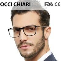Очки для чтения с защитой от сисветильник для мужчин, прозрачные увеличительные очки для чтения, пресбиопические диоптрии + 1,0 + 2,5