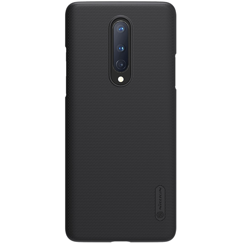 For OnePlus 8 Case NILLKIN Frosted Shield PC hard Plastic back cover case For OnePlus 8 Pro phone ca