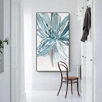 Belles images murales pour salon  chambre a coucher et allee  peintures de fleurs gracieuses  affiche dart mural  decoration de maison  peinture sur toile