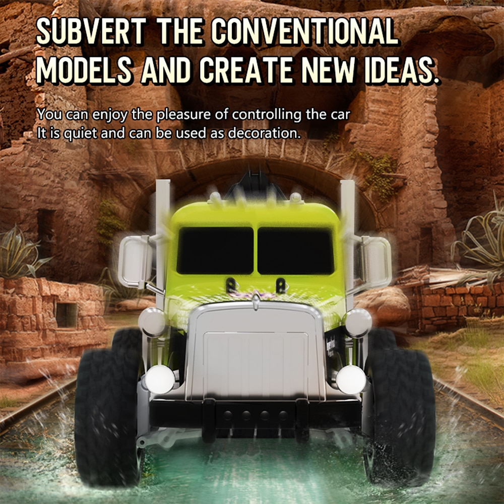 1/16 High Speed rc car 4wd Electric Remote Control Toy Cars 2.4G Off-road Radio Controlled Truck Toys for Children Boys enlarge