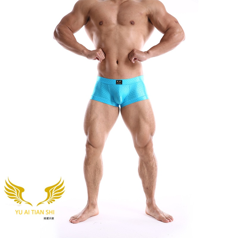 Ropa interior sexy para hombre, bikini de cintura baja, Ropa interior de...