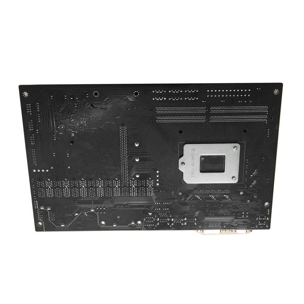 For Asus B250 MINING Motherboard EXPERT 12 PCIE Rig BTC ETH Mining Motherboard LGA1151 USB3.0 SATA3 Intel B250M DDR4 16GMaximum