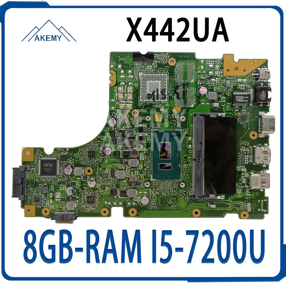 90NB0FJ0-R00090 اللوحة الأم للكمبيوتر المحمول ASUS VivoBook 14 X442UAR X442UQR X442UN X442UR X442UA اللوحة الرئيسية 8G / I5-7200U