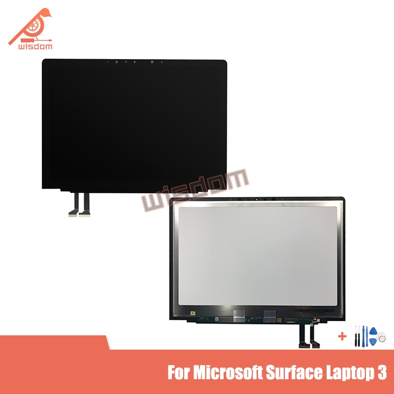 New LCD Screen Assembly For Microsoft Surface Laptop 3 13.5