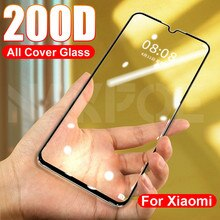 200D Премиум Закаленное стекло для Xiaomi Mi 9 8 SE 9T CC9 CC9E A3 A2 Lite Play F1 Защитная пленка для экрана
