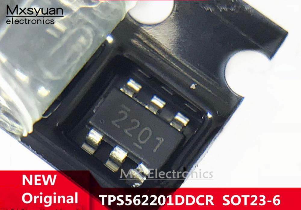 10PCS~100PCS TPS562201DDCR TPS562201 2201 SOT23-6 New original