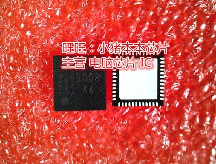 BD92003MWV-E2 BD92003 BD92003MWV QFN48 em estoque original novo