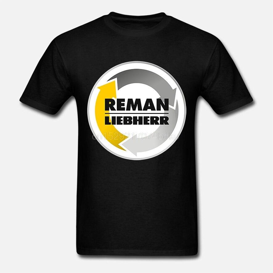 Los hombres de Reman de Liebherr de moda clásico de camisa Tops