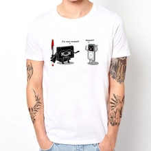ใหม่GEEKเครื่องเล่นเพลงพิมพ์Tเสื้อตลกฉันพ่อออกแบบTeeเสื้อHomme Camiseta Cool O-Neckเสื้อยืดmanเสื้อผ้า