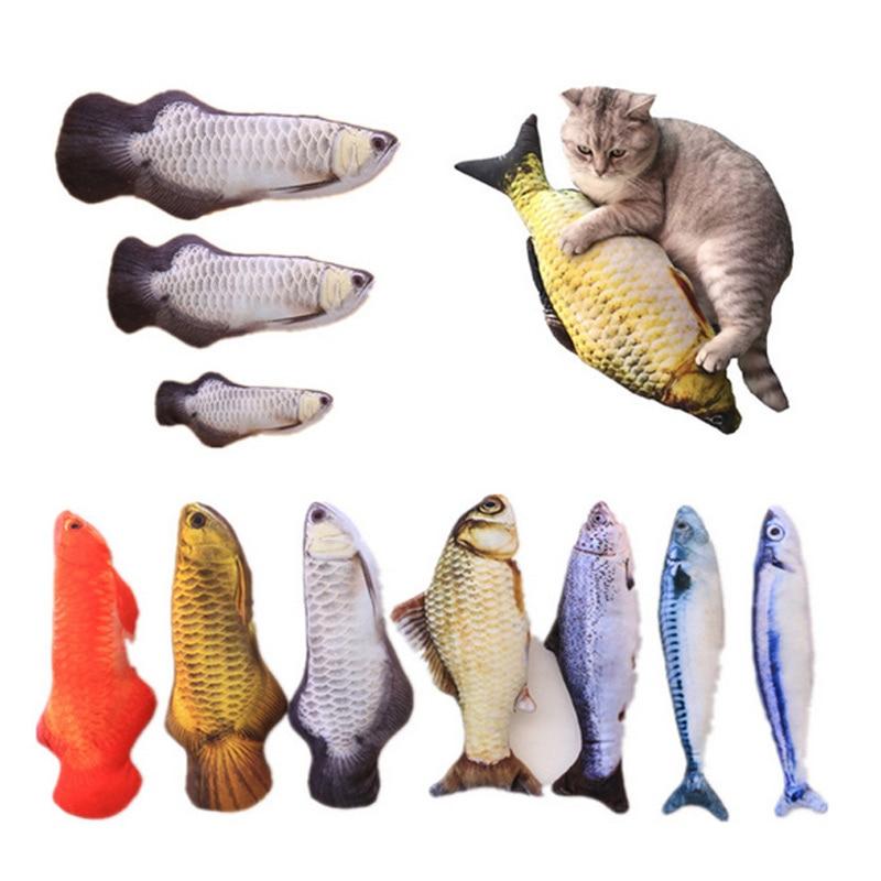 Almohada almohada gato de juguete de felpa de Pet Catnip Cat juguetes de gato de juguete perro de juguete de felpa gatos y mascotas suministros Dropship/venta al por mayor