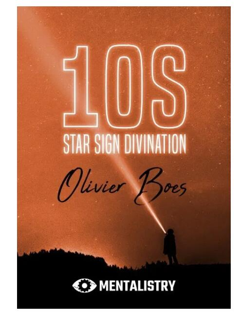10S Звездный знак гадания Оливье Бос