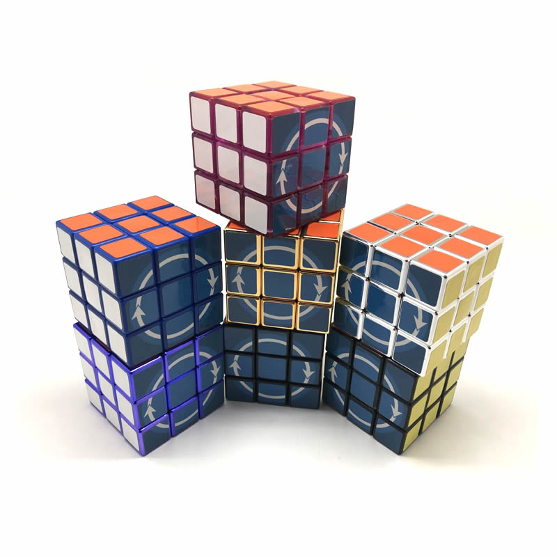 Official Latch Cube from Japan 3x3x3 Magic Cube 3x3 Professional Speed Puzzle Brain Teasers Educational Toys For Children
