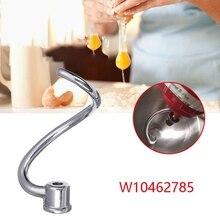 Crochet de pâte de crochet de mélangeur électrique dacier inoxydable pour W10462785 mélangeurs outils de fabricant de pâte de biscuit de pain