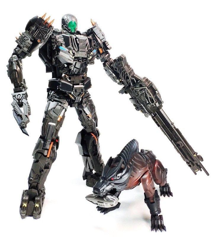 Roboy Toys Transformation 4th Party BSL-01 KO versión UT R-01 Steeljaw bloqueo Perú Kill Action figura nueva llegada
