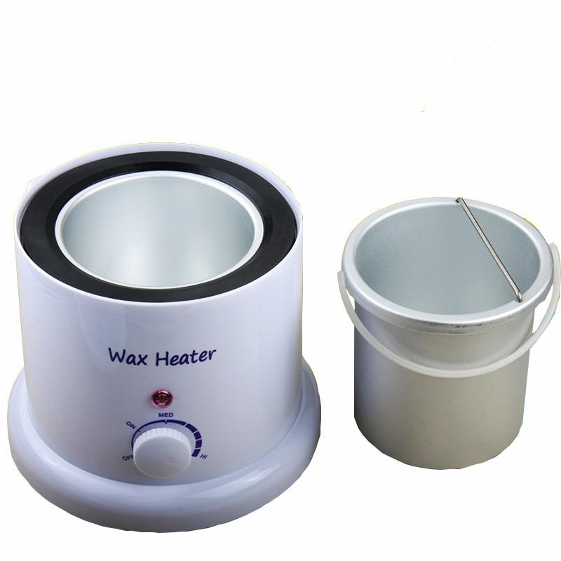 1000ml Professional Hard Waxing Beans Wax Heater Electric Round Wax Warmer Pot Epilator Depilatory Hair Removal Heating Tool enlarge