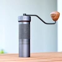 1zpresso k pro coffee grinder portable manual coffee mill 304stainless steel burr adjustable 40mm special burr