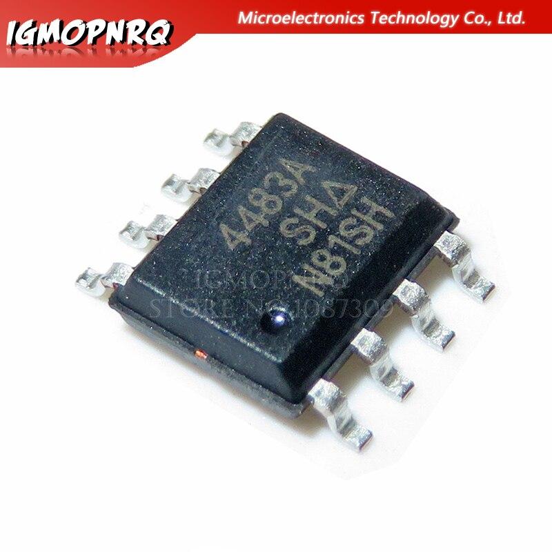 10pcs SI4483ADY-T1-GE3 SI4483A 4483A SOP8 laptop p original novo