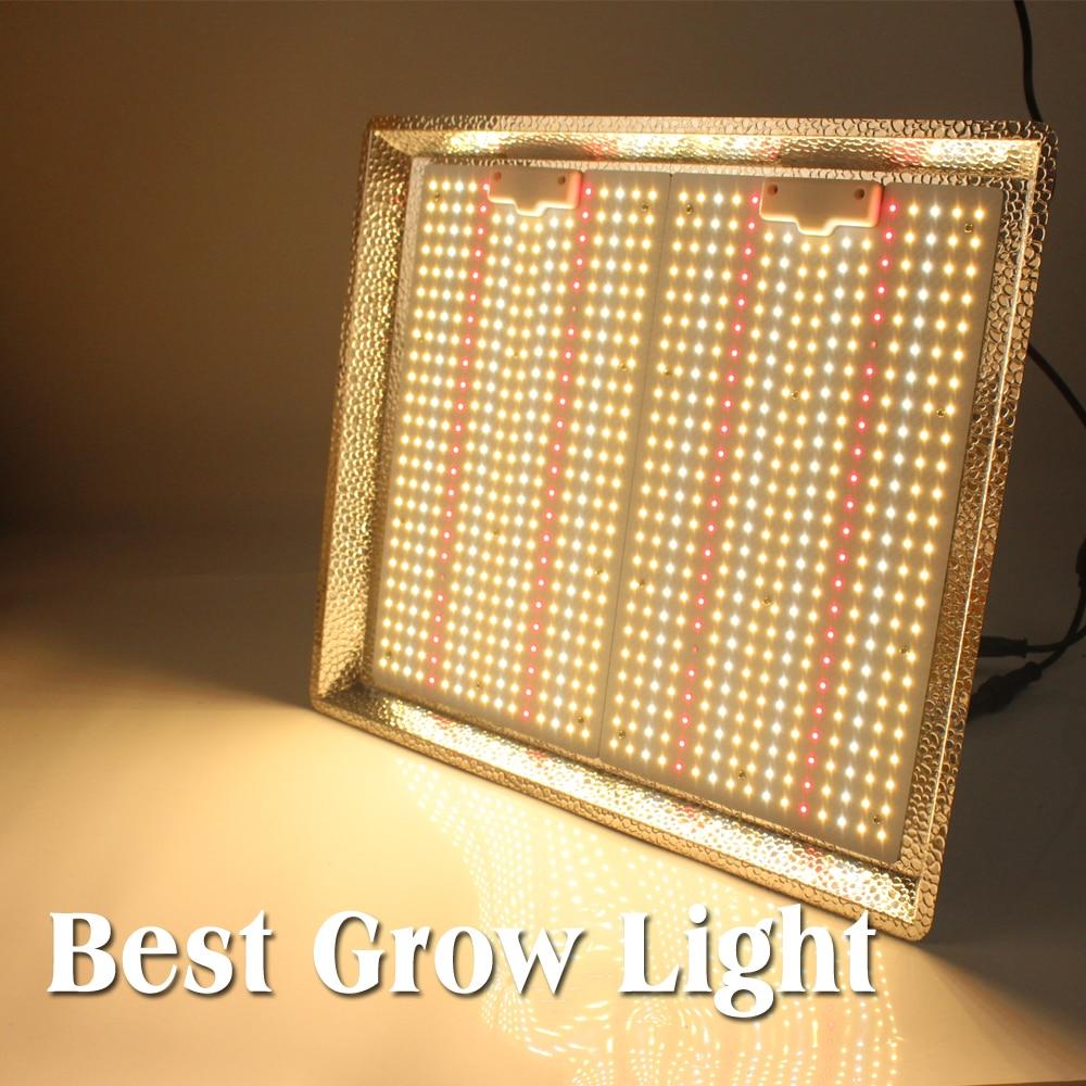 Samsung LED Grow Light Kit LM301B 300W 150W Full Spectrum Quantum Tech Board Waterproof Indoor Hydroponics System Grow Kit