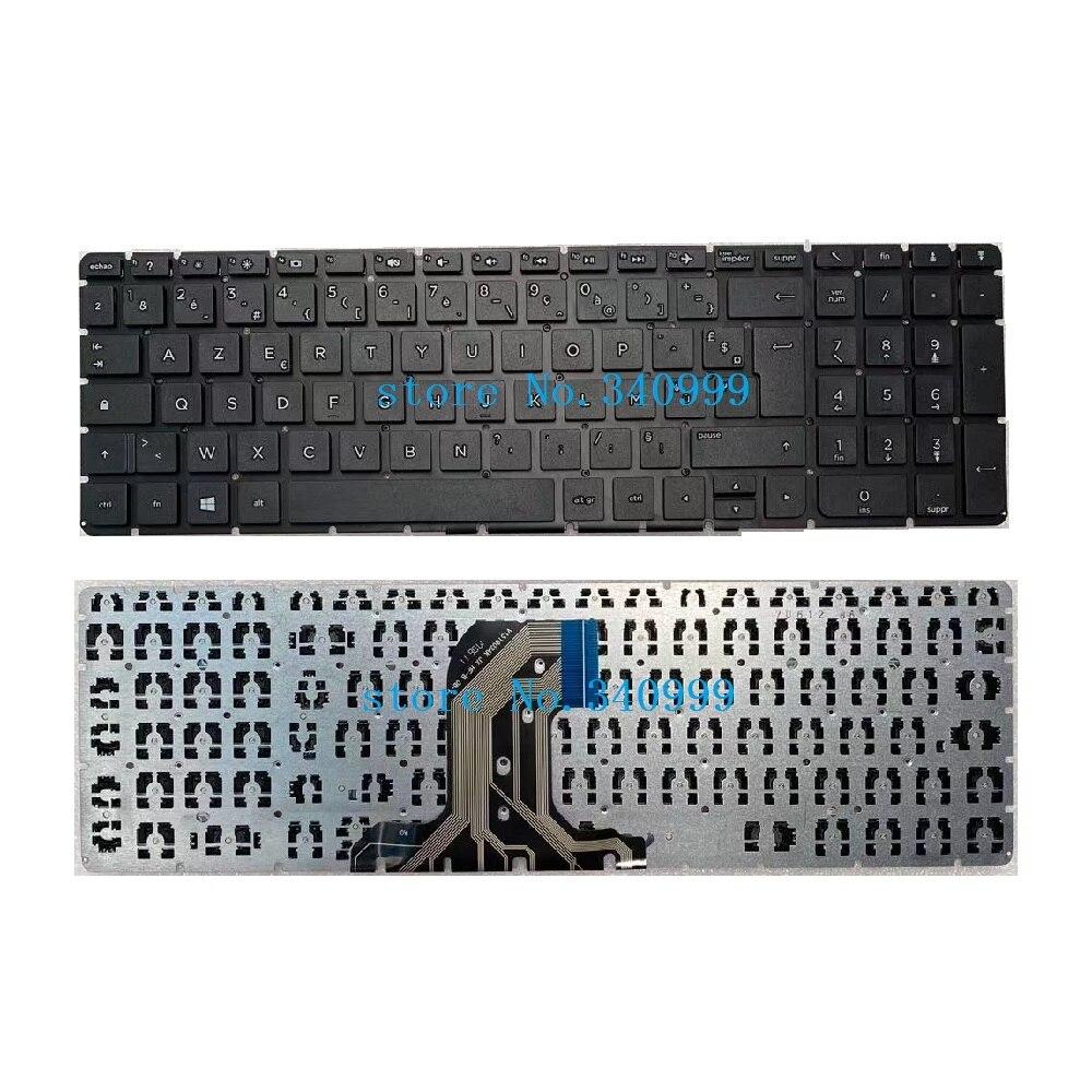 الفرنسية الجديدة ل HP دفتر 15-AC 15-AC000 15-AF 15-AF000 15-AF100 لوحة المفاتيح