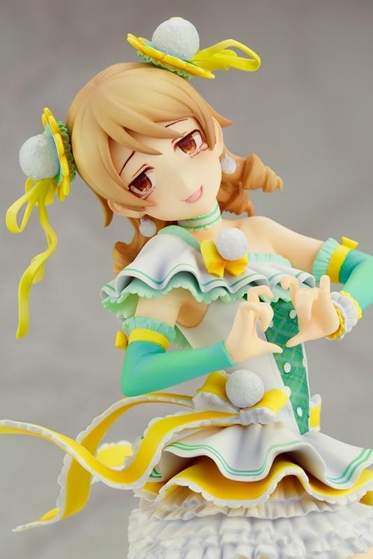 KOTOBUKIYA Japanese animation, figure, idol master, Cinderella girl, Morikubo Nono 1/8 figure, anime doll, anime character