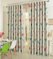 eco friendly material cartoon carstrees pattern shopkeeper recommend blackout curtains for children