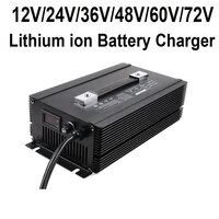 1500w 24v 36v 48v 72v 60v 5a 10a 20a lithium ion lion battery charger for electric bike electric tricycle electric scooter