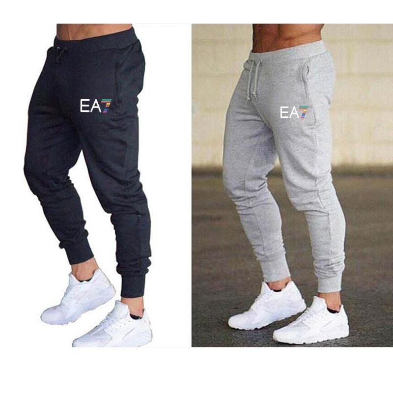 Мужские Новые товары 2021, брюки, повседневные штаны для фитнеса, повседневные спортивные тренировочные штаны для фитнеса и бега