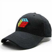 مكعب التطريز القطن Casquette قبعة بيسبول الهيب هوب قبعة قبعة قابلة للتعديل القبعات للأطفال الرجال النساء 194