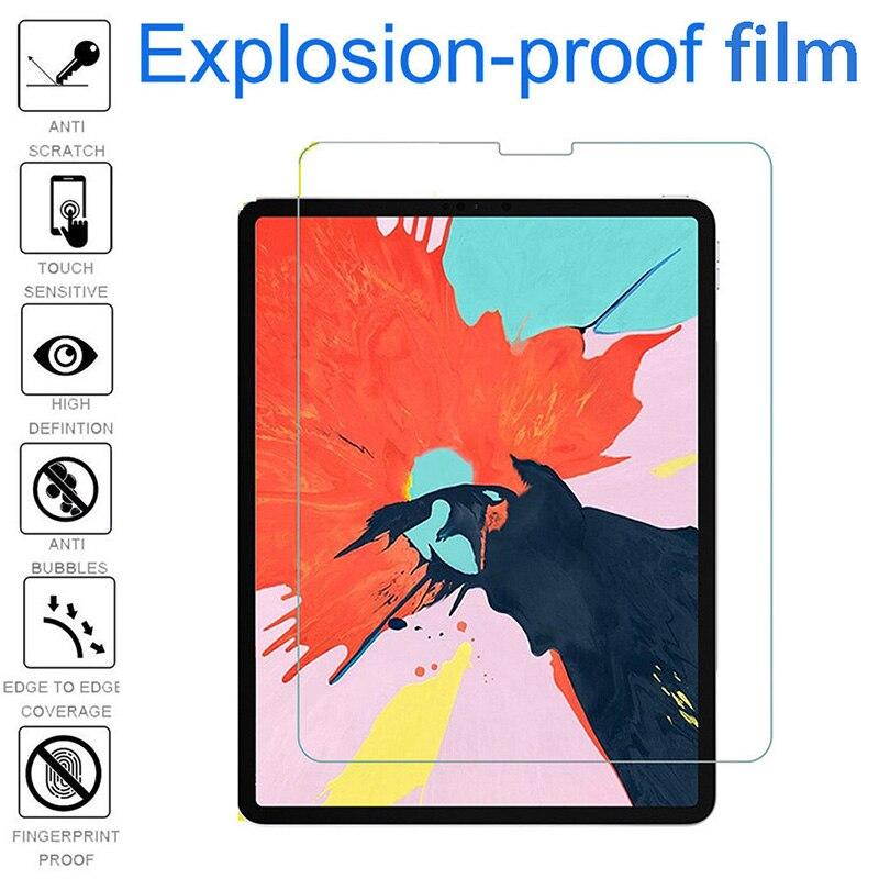 HD Закаленное стекло протектор экрана для iPad Pro 12,9 2018 & 2017 планшет защитная пленка против царапин для iPad Pro 12,9 дюйма 2017