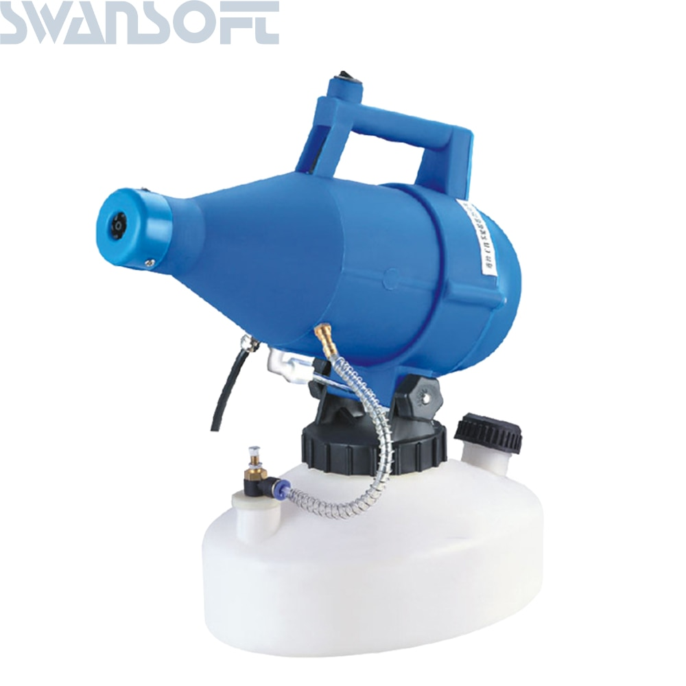 SWANSOFT 110V 2 units shipped to the U.S. 4.5L electric ULV fogger Sprayer Ultra low volume cold fogging machine  - buy with discount